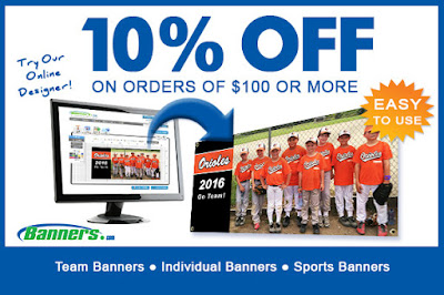 10% off Orders of $100+ through 5/21/16 | Banners.com