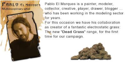 Undead Graveyard: Pablo El Marques
