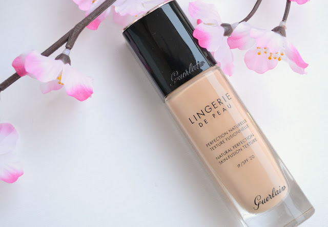 Guerlain Lingerie de Peau Fluide Foundation Review