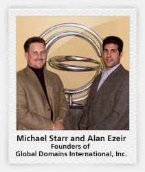 Global Domains International Information