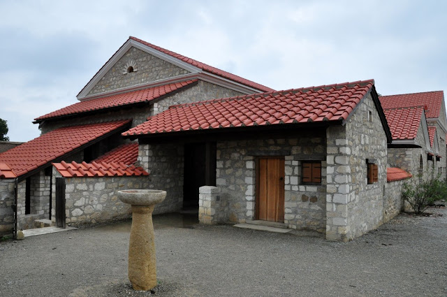 archeopark Carnuntum - rzymskie rekonstrukcje