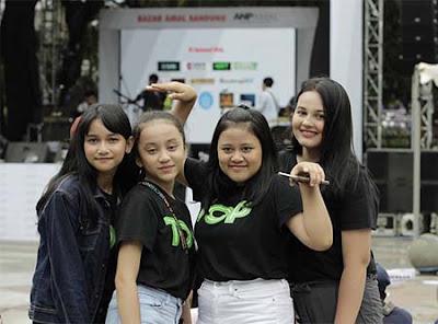 Nayla Sandova Anam dan Pemian TOP Remaja
