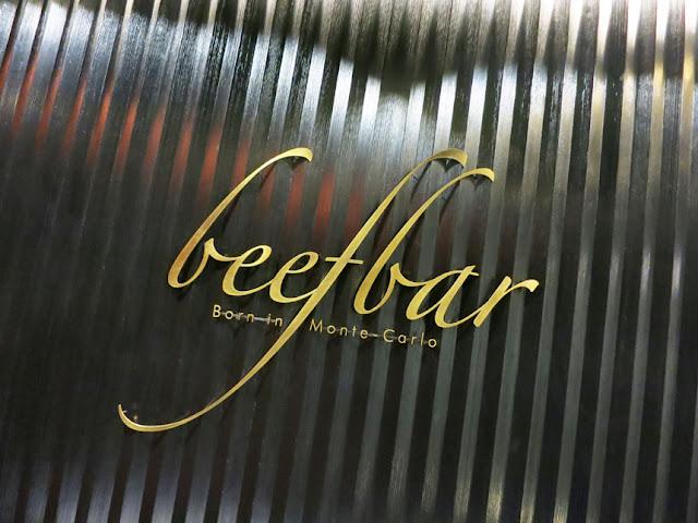 beefbar Hong Kong - 肉眼的魅力, 入口即溶的境界