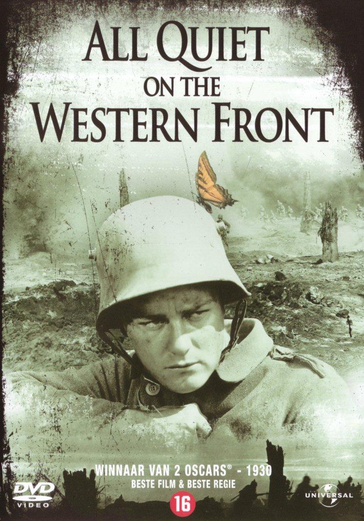 Αποτέλεσμα εικόνας για All Quiet on the Western Front (1930)