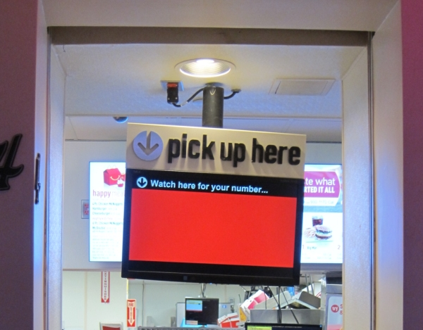 A Look At Mcdonald S New Quot Dual Point Quot Ordering System