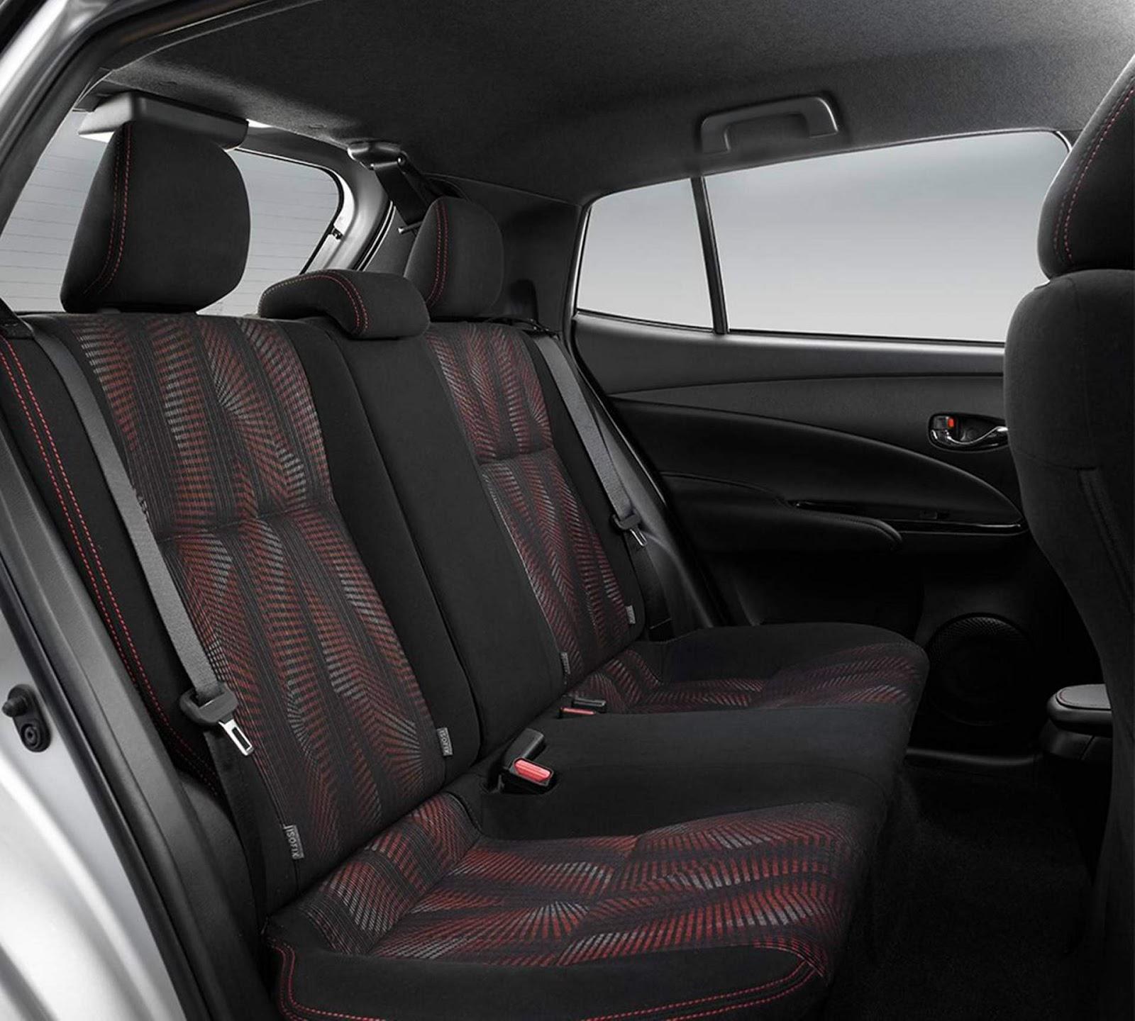 toyota yaris hatch 2018 chega ao m xico por r car blog br. Black Bedroom Furniture Sets. Home Design Ideas