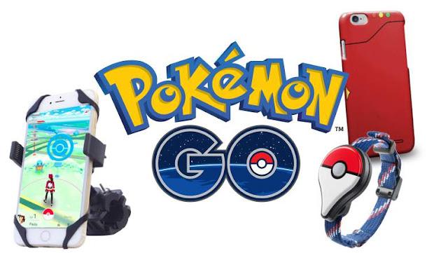 Pokémon GO Plus, disponible el 16 de Septiembre.