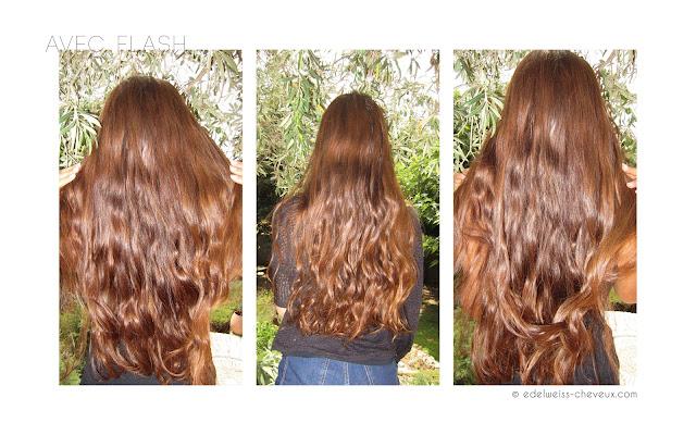 huile sans rinçage soin des cheveux au naturel