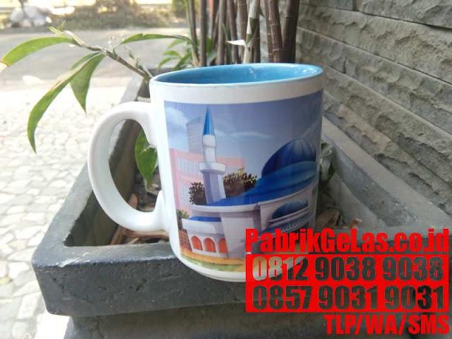 SOUVENIR MUG BANDUNG BANDUNG CITY WEST JAVA JAKARTA