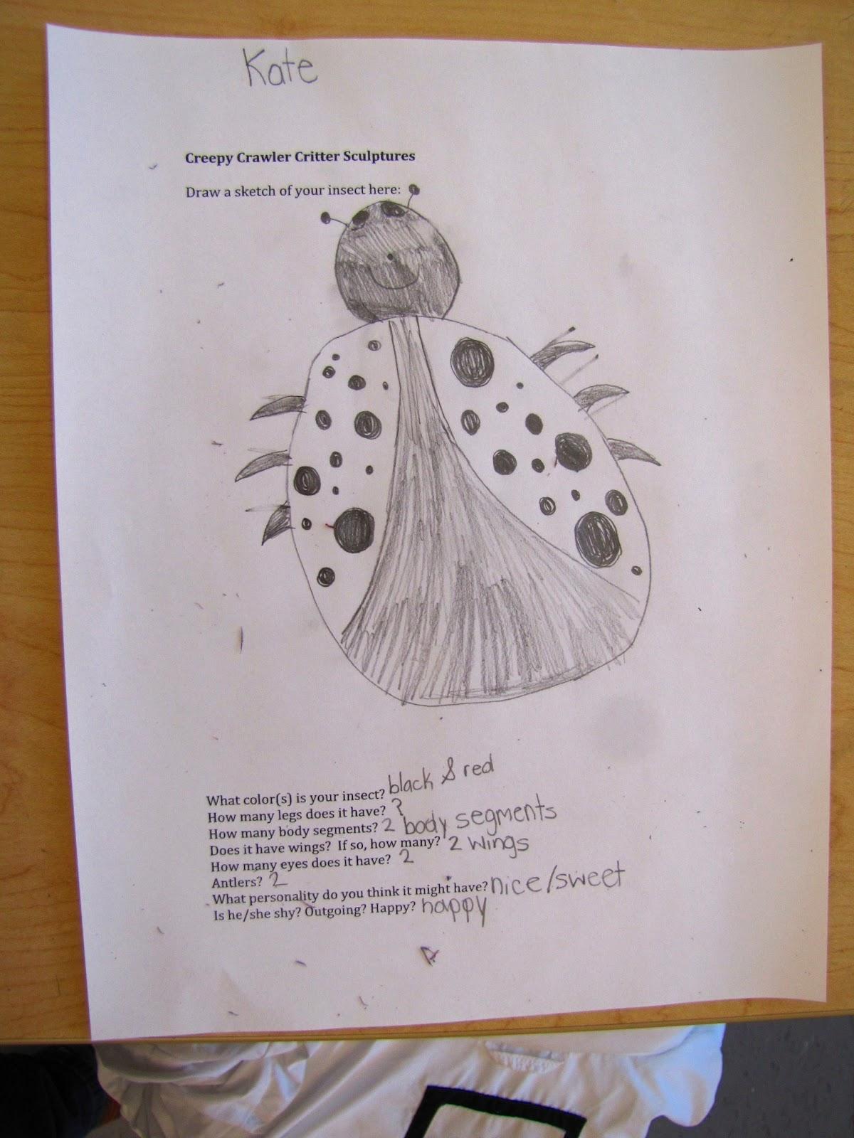 Pces 4th Grade Art Enrichment