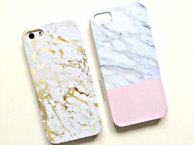 Coconut Lane LUXE Marble Phone Case