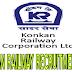 Railway Jobs for 10th Pass Candidates in Konkan Railway