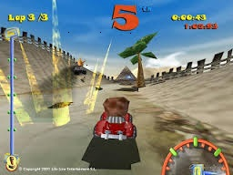 Download Toon Car Game For Windows