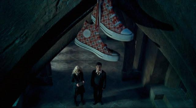 Хари Потър и Луна Лъвгуд