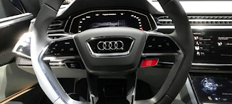 Audi Q8 Concept first look Review