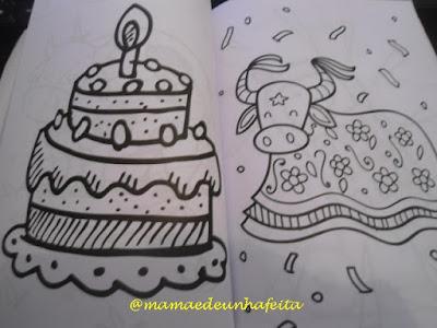 365 Desenhos para meninos Editora Pé da Letra