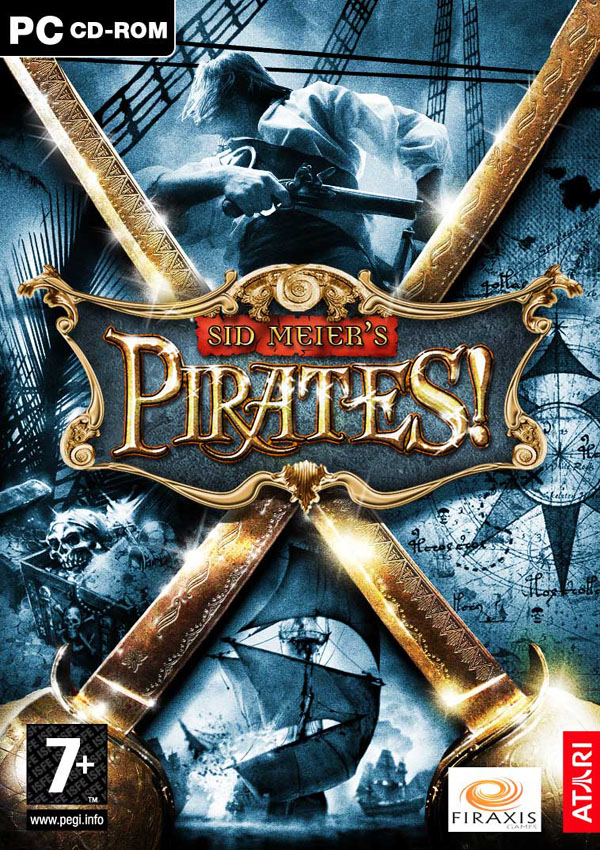 Sid Meier Pirates Download Cover Free Game