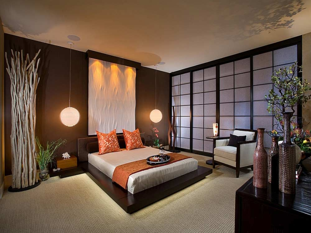 Anese Style Bedroom Decor Ideas And Furniture Design