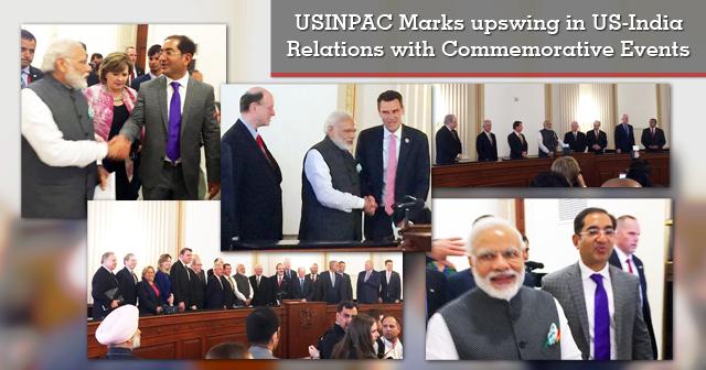 USINPAC Community Reception in Honor of PM Modi's US Visit