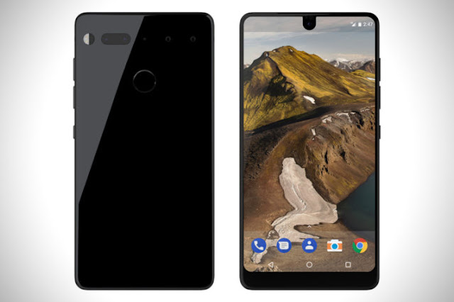 Essentail PH-1 By Andy Rubin Smartphone Full Specs And Price