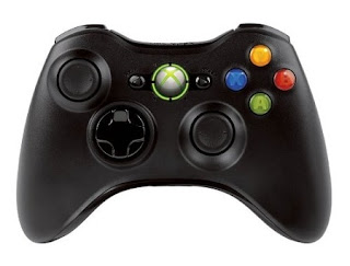 xbox 360 game controller - features