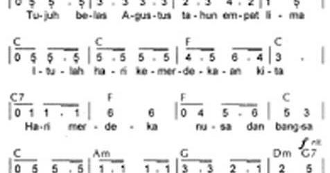 Lirik Lagu Daerah Mancanegara Asia