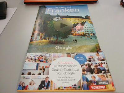 Die Digital-Trainings von Google in Nürnberg.