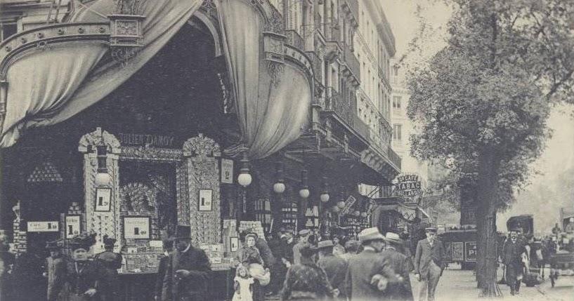 commerces immarcescibles damoy boulevard de s bastopol paris. Black Bedroom Furniture Sets. Home Design Ideas
