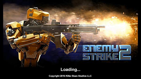 Enemy Strike 2 v1.0.4 Apk Mod [Unlimited Money & Gold]