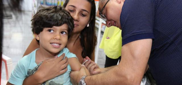 Sesab promove Semana Estadual de Imunização nas escolas da Bahia a partir desta segunda