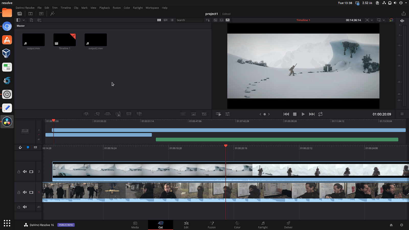 Hollywood-Grade Video Editor DaVinci Resolve 16 Beta Released