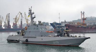 Введено в действие решение СНБО о ситуации в бассеййнах Черного и Азовского морей