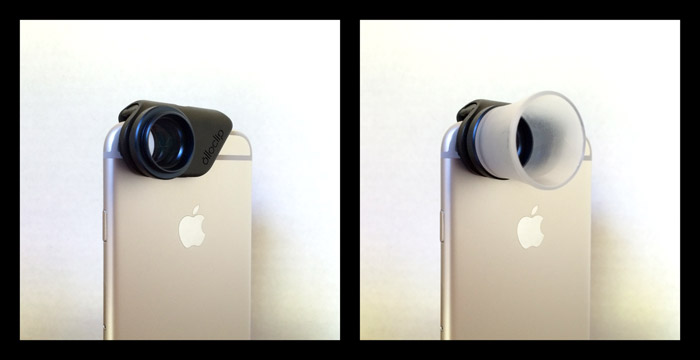 new style b555c 33aec The iPhone Arts: OlloClip 3-in-1 Macro Lens system for the iPhone 6 ...