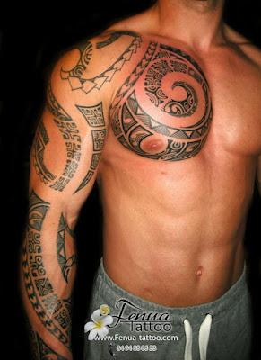 Tatuajes Maories Para Hombres Tatuajes Maories Para Hombres Diseos