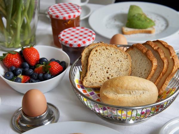 glutenfreien Brote von bofrost*free