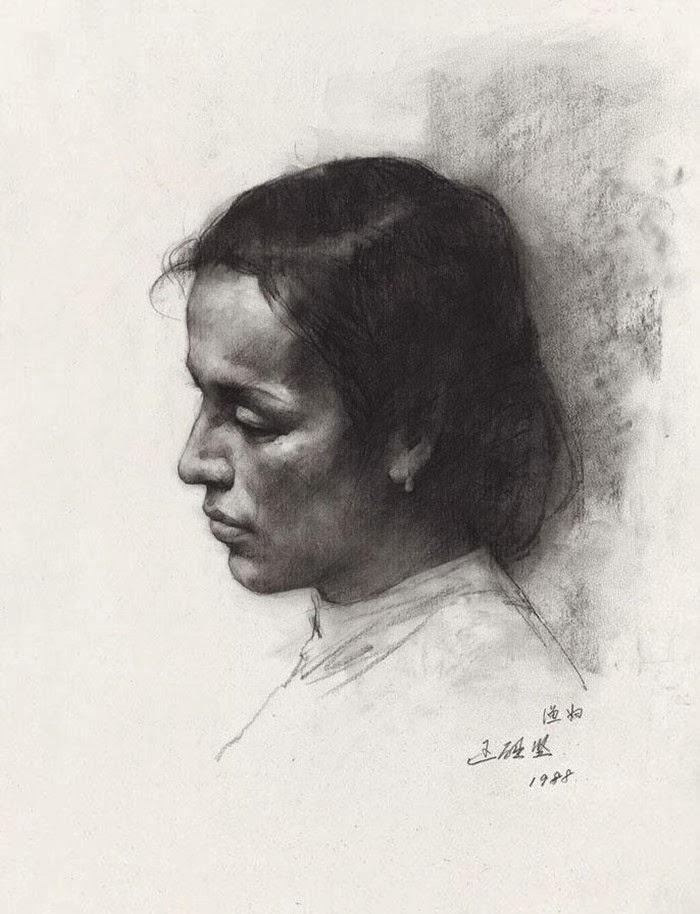13-Charcoal-Portraits-that-Capture-Lives-Lived-www-designstack-co