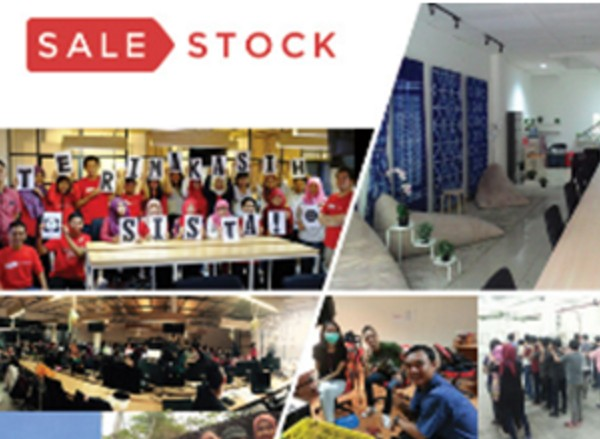 SALES STOCK PTE LTD : CUSTOMER SERVICE OFFICER DAN SOSIAL MEDIA OFFICER - JAWA, INDONESIA