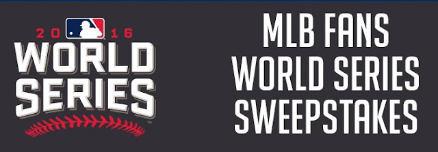 Major League Baseball wants you to enter once for your chance to win a trip to Game 4 of the 2016 World Series Championship game worth $8000!