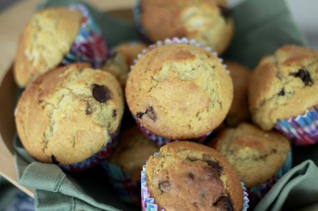 Chocolate chip muffin recipe