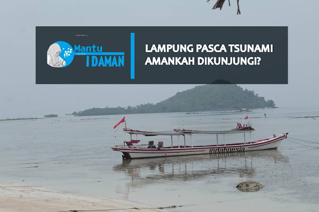 lampung pasca tsunami