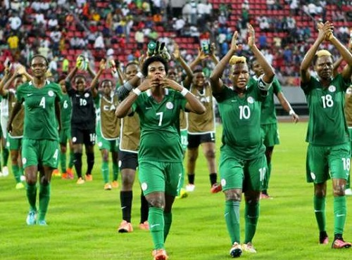 Buhari Splashes Cash On Victorious Falcon, Super Eagles