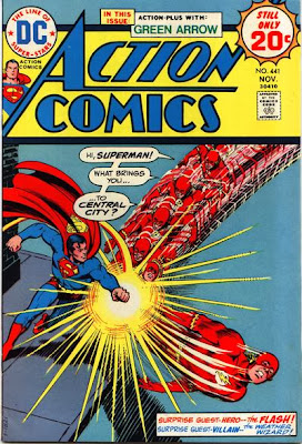 Superman, Action Comics #441