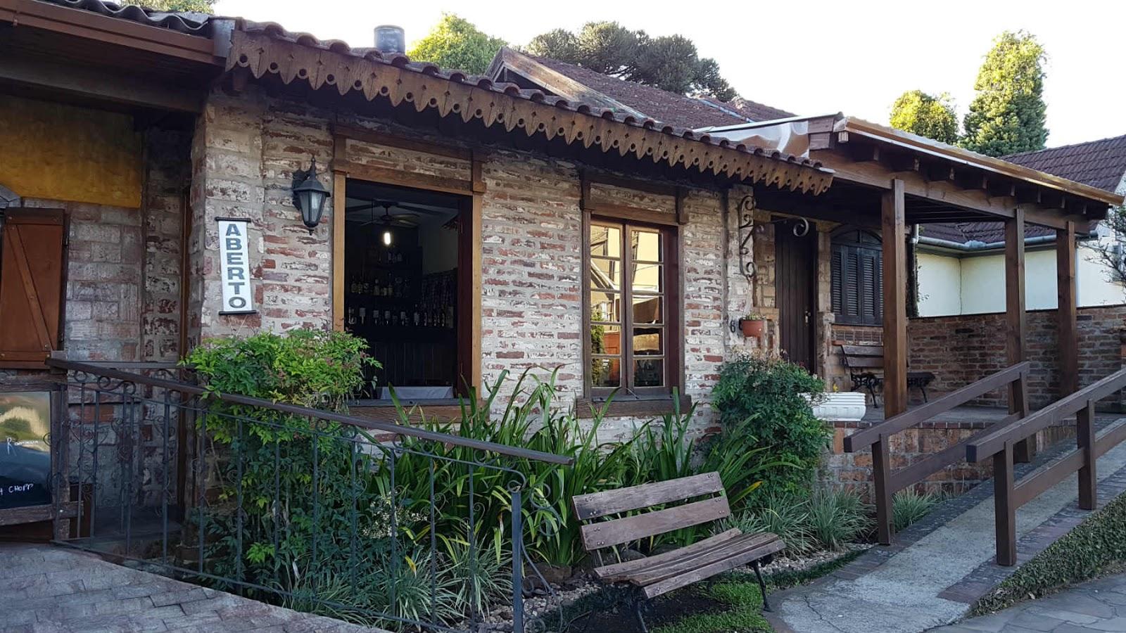 Onde comer em Canela : Casa Auxiliadora 40 e Dile Valduga Ristorante.
