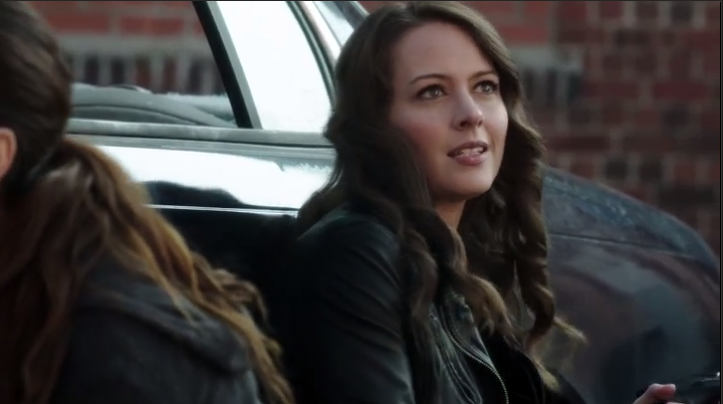 2016 Reader's Choice Performer of the Year - Amy Acker