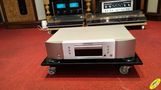 Đầu CD - Marantz 5004 CD Player - Made in Japan