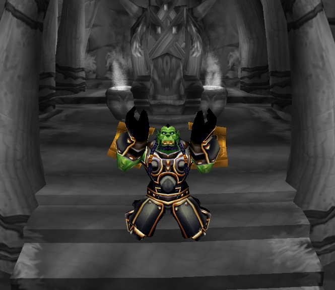 thrall in legion