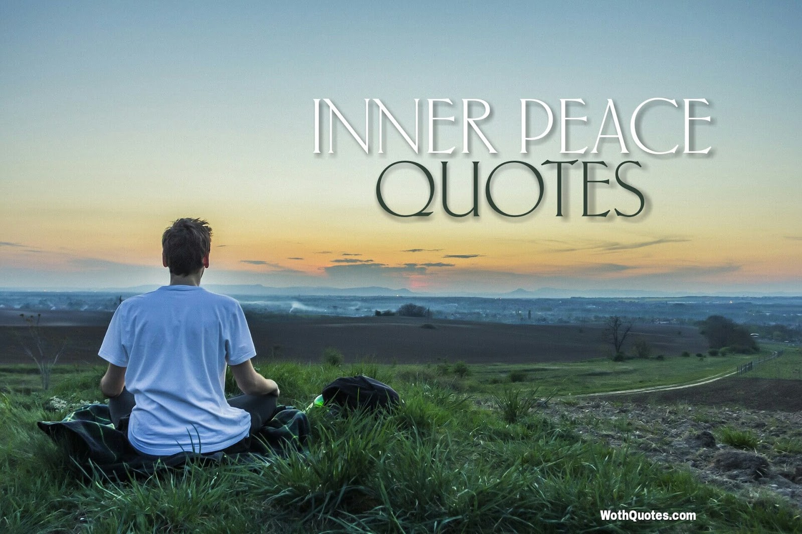 Peace Quotes Inner Peace Quotes  Wothquotes  Wothquotes Collection