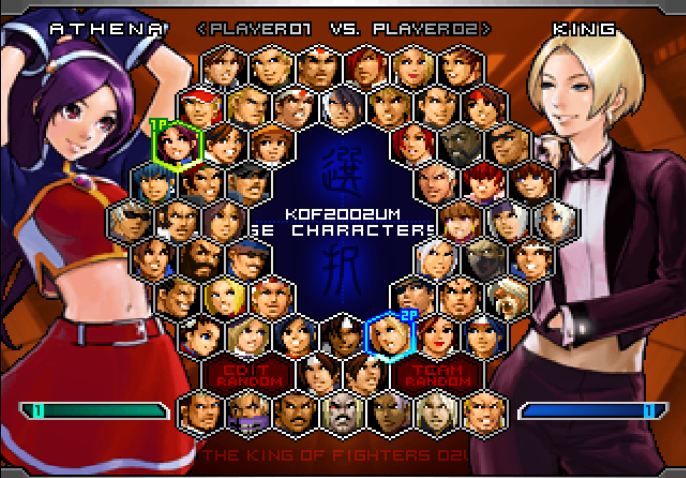 king of fighters 2002 unlimited match for pc free download