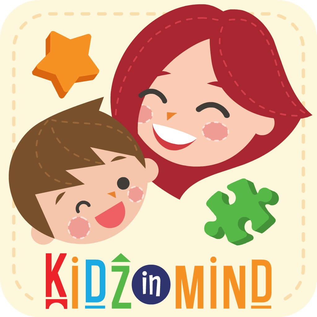KidzInMind icon - tech review-motherdistracted.co.uk