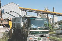 釜石市の震災がれき処理始まる・八戸セメント